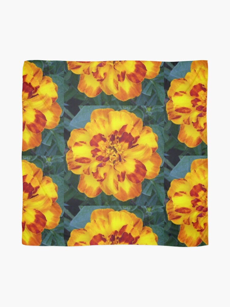 Alternate view of French Marigold Scarf