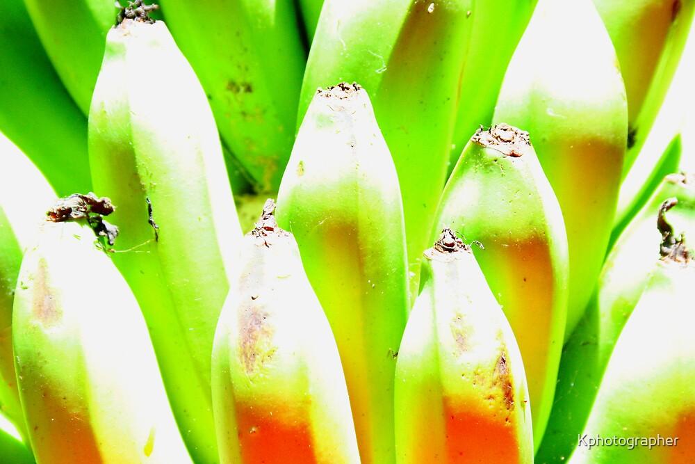 Bananadrama by Kphotographer