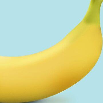 Banana by MyAwesomeBubble