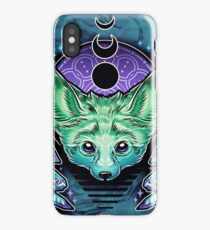 Fennec  iPhone Case/Skin
