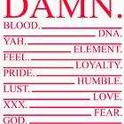 Kendrick Lamar - Verdammt. von TM490