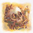Skull Town by Rebekie Bennington