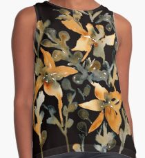 Anna's Fire Lily Contrast Tank