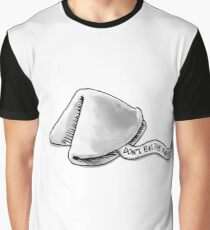 Fortune Cookie Wisdom Graphic T-Shirt