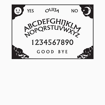 Ouija Board by stuartm65