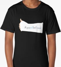 You Will Be Found Cast Dear Evan Hansen Long T-Shirt