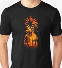 Tropical Paradise Pineapple T-Shirt