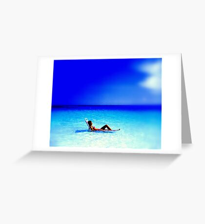 Vacation Greeting Card