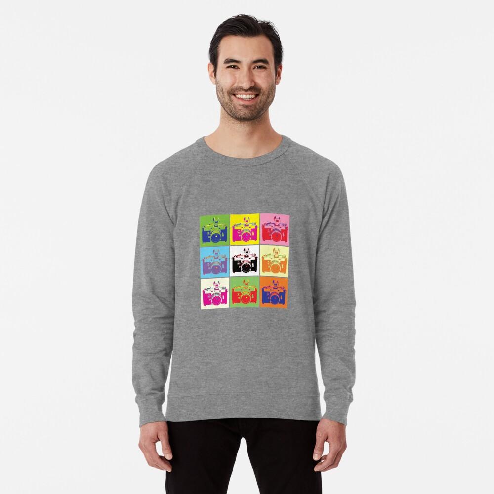 Ich erschieße Menschen Leichter Pullover
