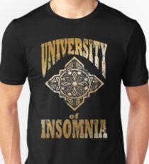 University of Insomnia-FFXV Unisex T-Shirt