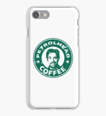 Petrolhead coffe (hammond) iPhone Case/Skin