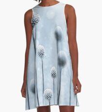 Blue Sunshine A-Line Dress