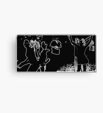 Saturday Night Fever Canvas Print