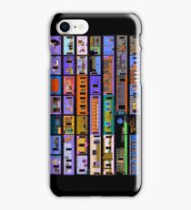 Maniac Mansion rooms iPhone Case/Skin