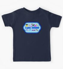 ❤↷I Love Animals-Animal Lovers↶❤ Kids Tee