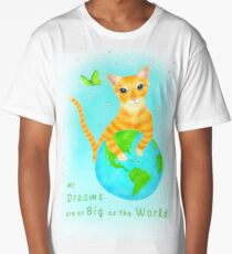 Kitty Dream Long T-Shirt