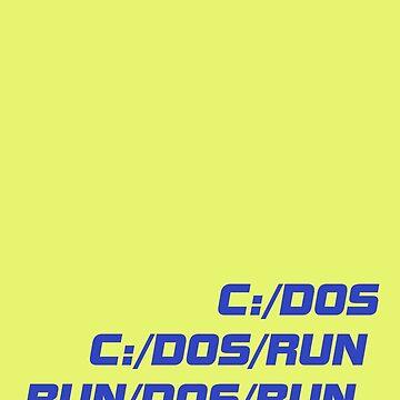 Run Dos Run by Faramiro