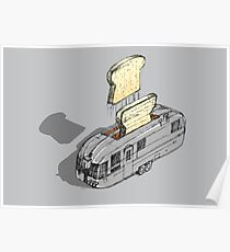 mobile toaster ready to serve - part one Poster