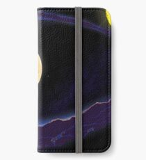 Ringworld Concept iPhone Wallet/Case/Skin