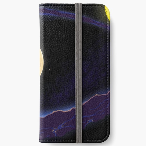 Ringworld Concept iPhone Wallet