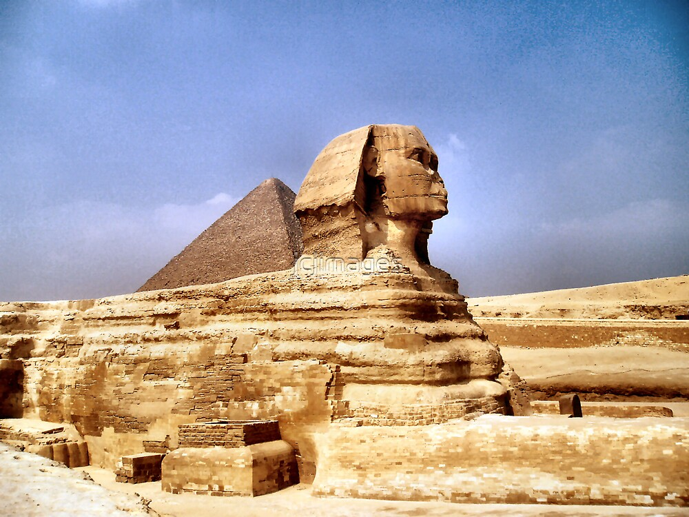 Sphinx by jcjimages