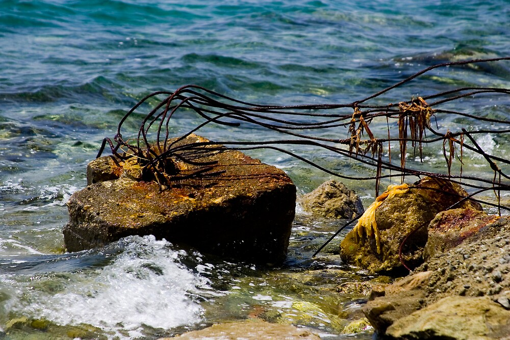 Reclaimed by the sea by kevomanno