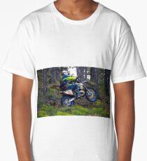 Enduro race  Long T-Shirt