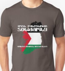 Irish Palestinian Solidarity Unisex T-Shirt