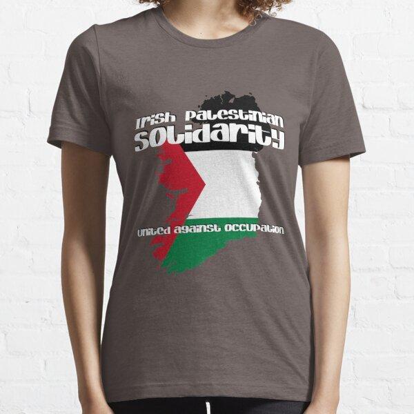 Irish Palestinian Solidarity Essential T-Shirt