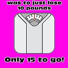 Weight Loss Goal by Rich Anderson