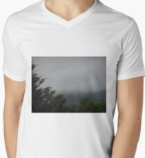 The Hills to the North ... Mens V-Neck T-Shirt