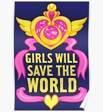 Girls rule Poster