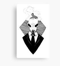 Corporate Hunt Canvas Print