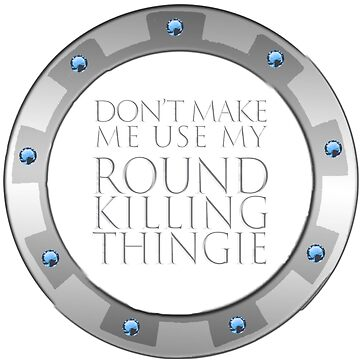 Chakram: AKA Round Killing Thingie by CCsUniverse