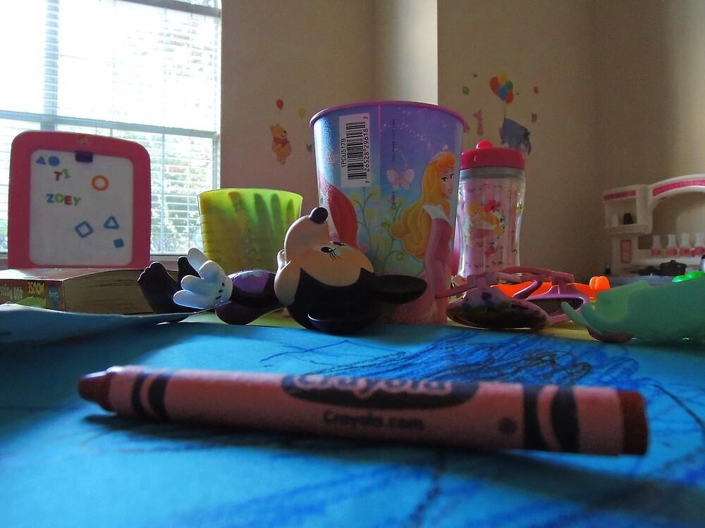Zoey's Playroom  by John  Kapusta