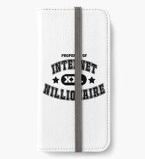 Internet Nillionaire iPhone Wallet/Case/Skin