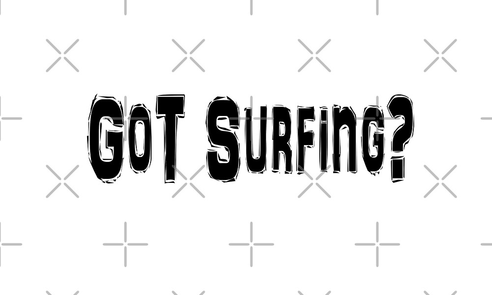 Surfing by greatshirts