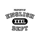English Department Property by mobiiart