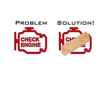 Check Engine Light Solution  by Mcflytrek