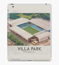 Vintage Football Grounds - Villa Park (Atson Villa FC) iPad Case/Skin