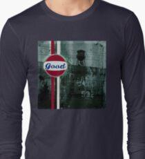 Good Grunge Oil  Long Sleeve T-Shirt