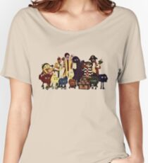 McDonalds classic characters Women's Relaxed Fit T-Shirt