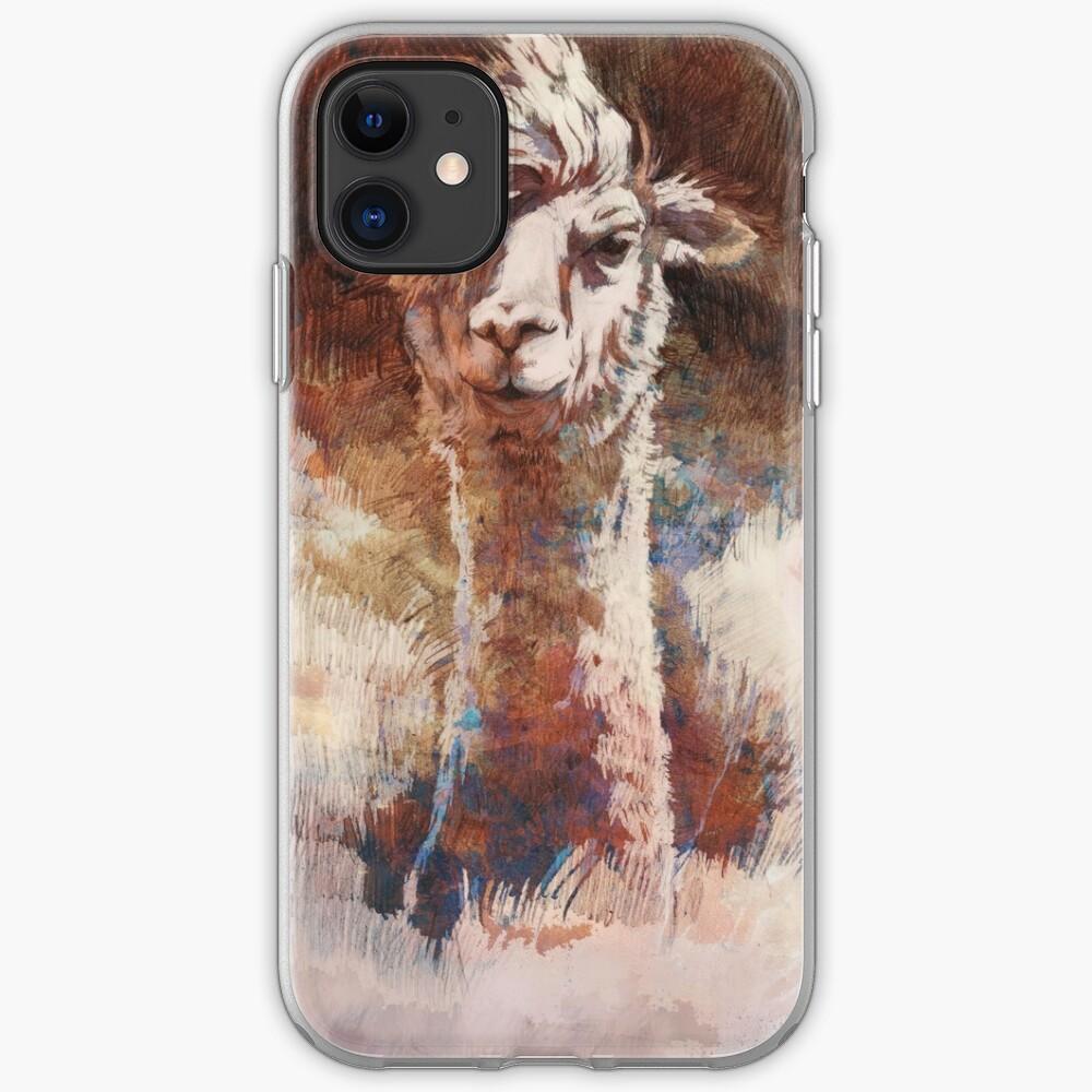 Artsy Llama iPhone-Hülle & Cover