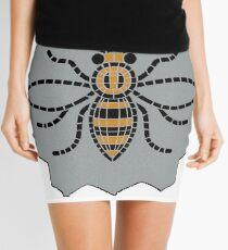 Manchester Bees Mini Skirt