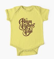allman brothers logo One Piece - Short Sleeve