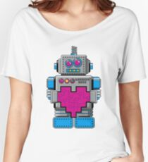 Love Robot 3000 - T-shirt Women's Relaxed Fit T-Shirt