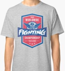 1991 Worldwide Fighting Championship Classic T-Shirt