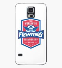1991 Worldwide Fighting Championship Case/Skin for Samsung Galaxy