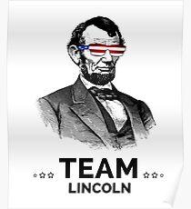 Team Lincoln in Da House Poster