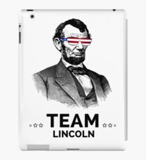 Team Lincoln in Da House iPad Case/Skin